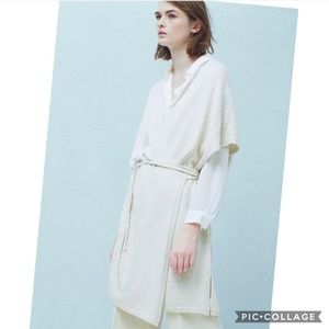 NWT Mango MNG Kimono Sleeve Wrap Sweater Dress o/s